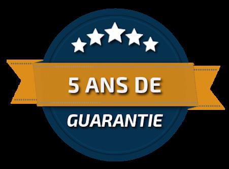 Multiflexx 5 Year Guarantee