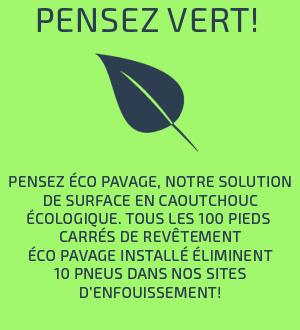 Penses Vert Eco Pavage Montreal Penser Vert